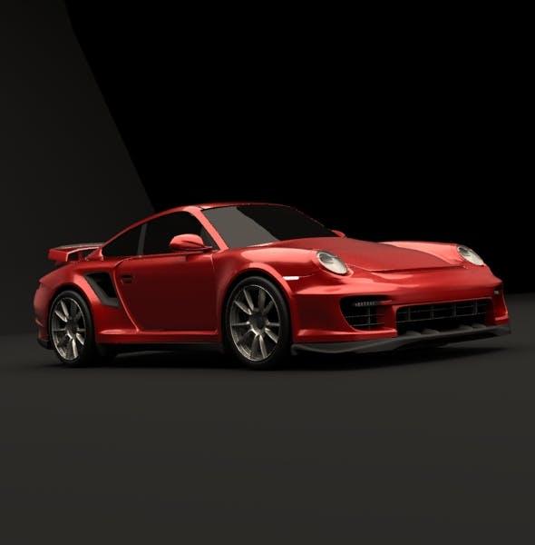 Porsche Carrera GT2 RS - 3DOcean Item for Sale