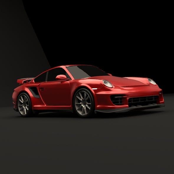 Porsche Carrera GT2 RS