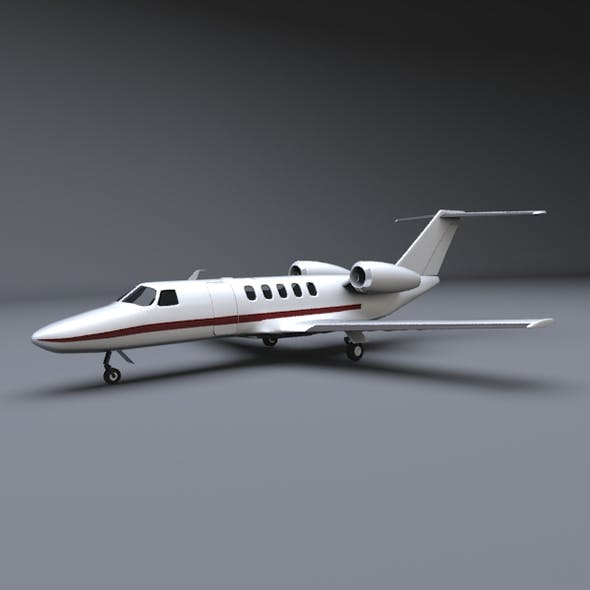 Cessna business jet