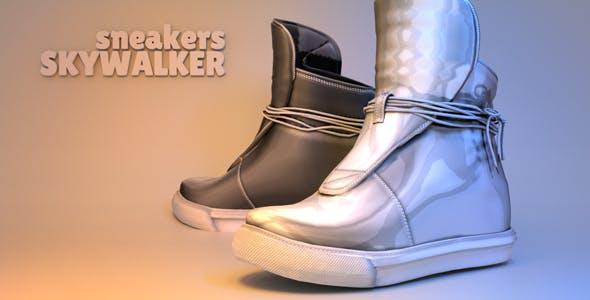 Skywalker Sneakers - 3DOcean Item for Sale