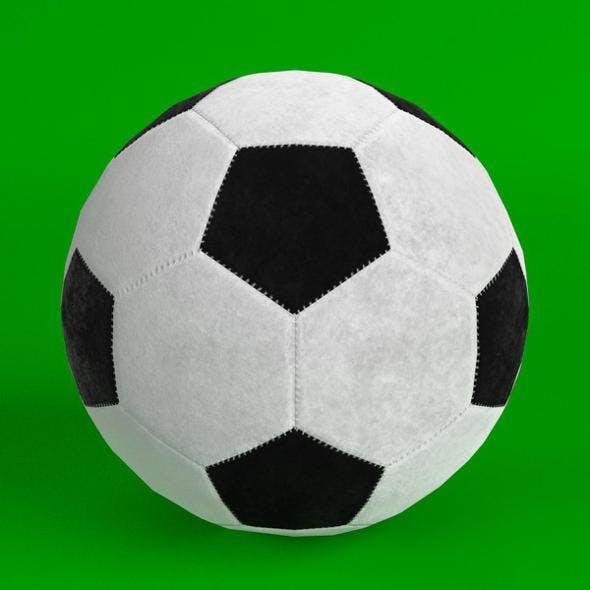 Football Soccer Ball 2 - 3DOcean Item for Sale