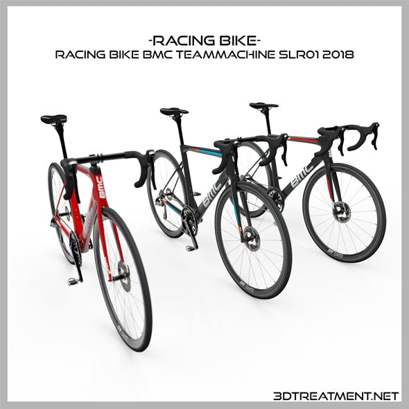 Racing Bike BMC Teammachine SLR01 2018