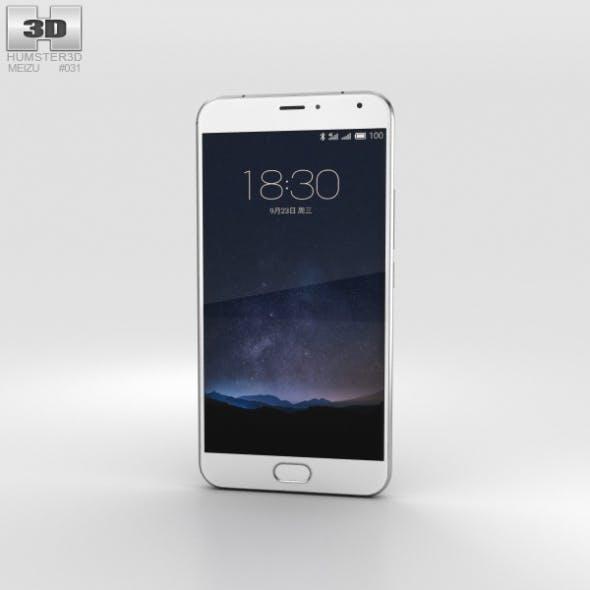 Meizu PRO 5 Silver/White