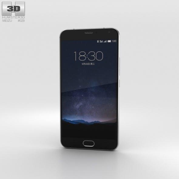 Meizu PRO 5 Gray - 3DOcean Item for Sale