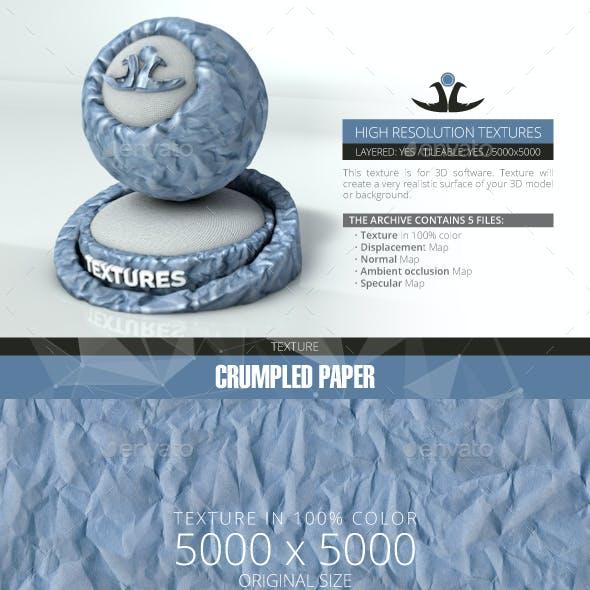 Crumpled Paper 5