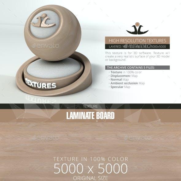 Laminate board 2