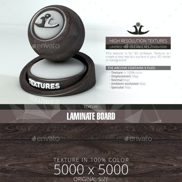 Laminate Board 8