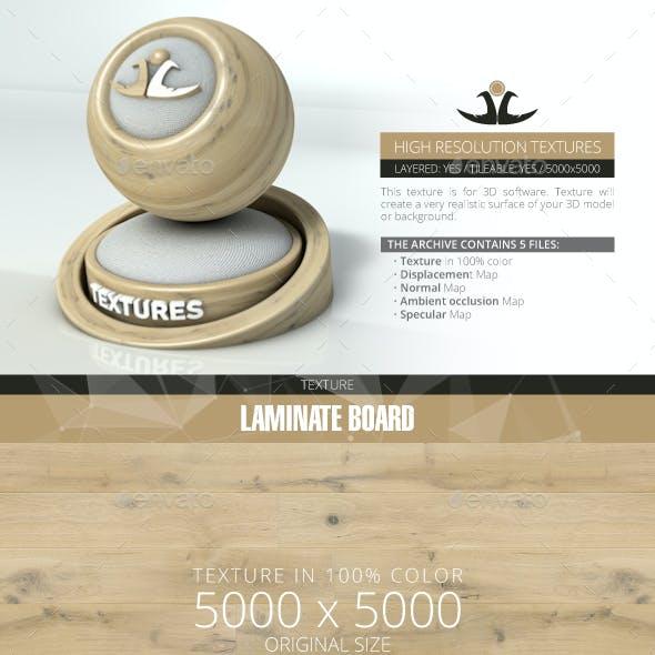 Laminate Board 18
