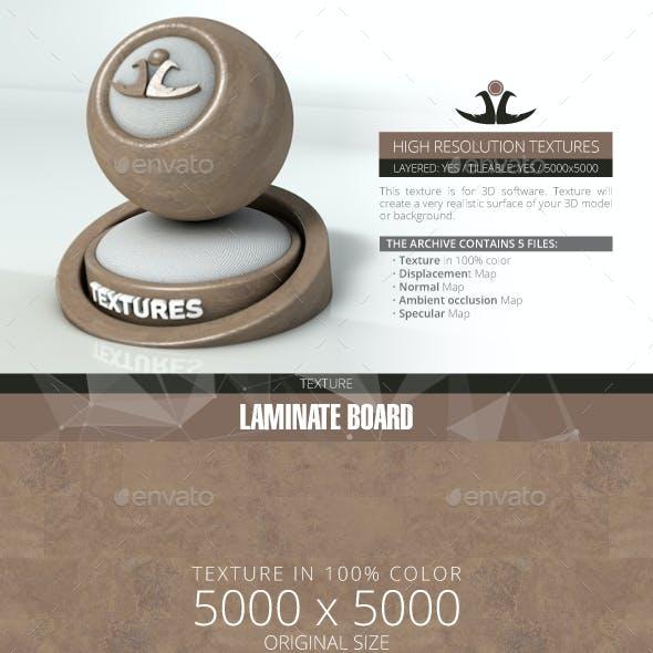 Laminate Board 25