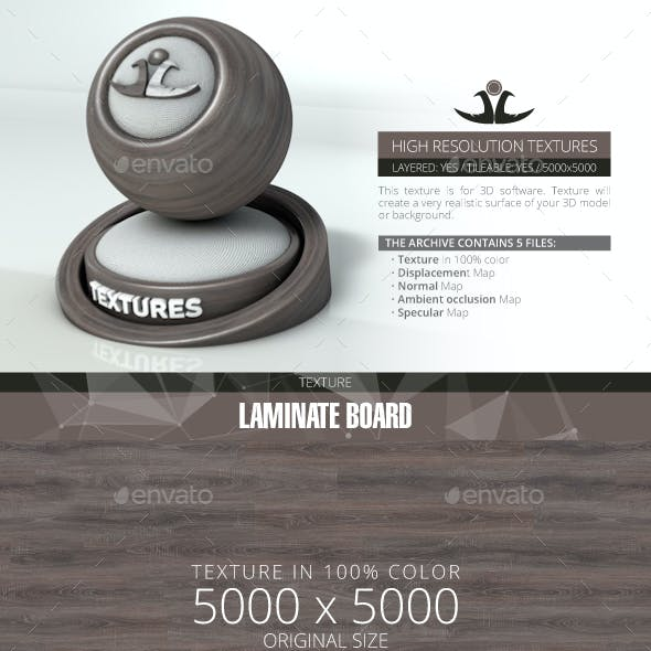 Laminate Board 32