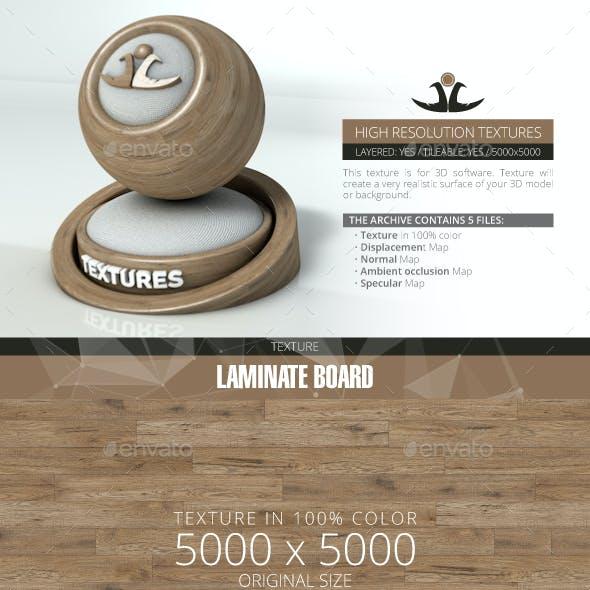 Laminate Board 43