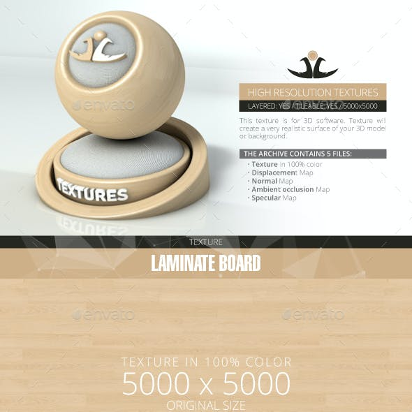 Laminate Board 45
