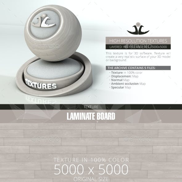 Laminate Board 77