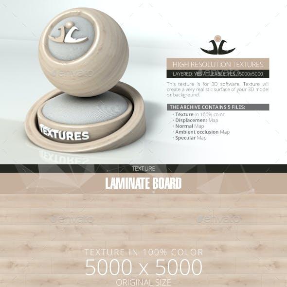 Laminate Board 84