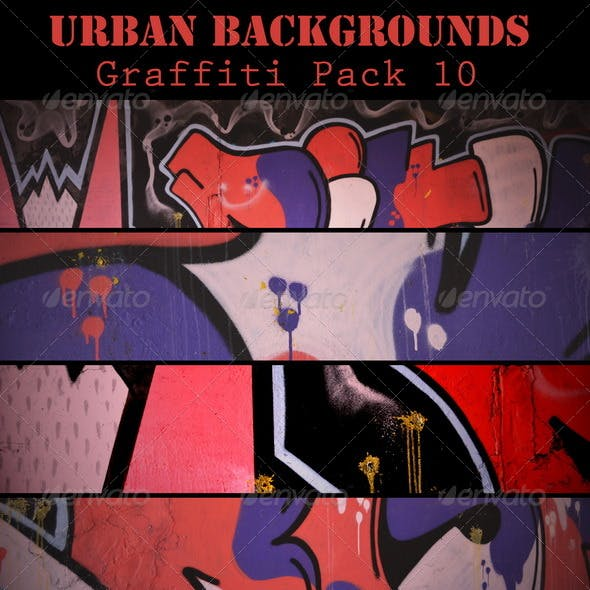 Urban Backgrounds(v-10)