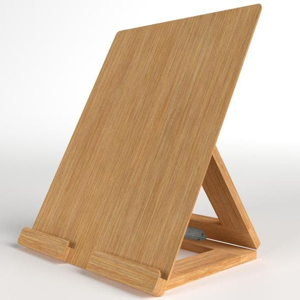 Tablet Desktop Stand - 3DOcean Item for Sale