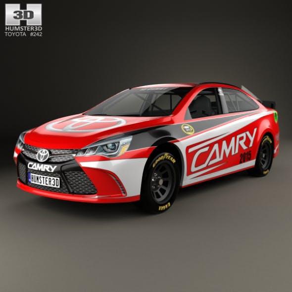 Toyota Camry NASCAR 2015 - 3DOcean Item for Sale