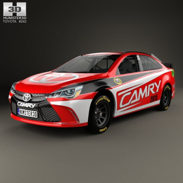 Toyota Camry NASCAR 2015