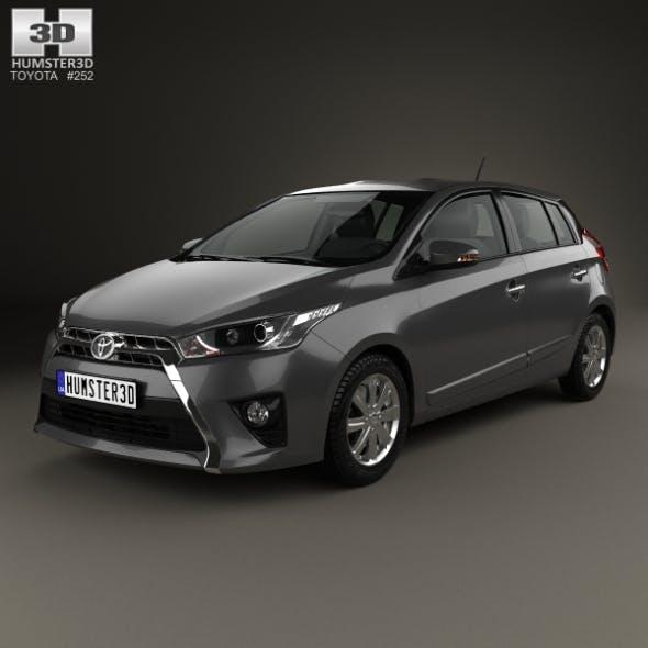 Toyota Yaris SE plus 2016
