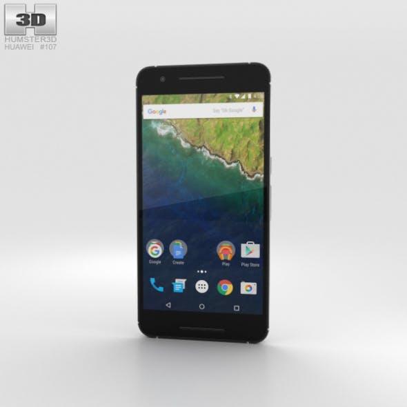 Huawei Nexus 6P Frost - 3DOcean Item for Sale