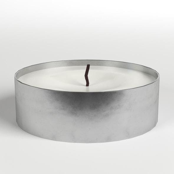 Tealight Candle - 3DOcean Item for Sale