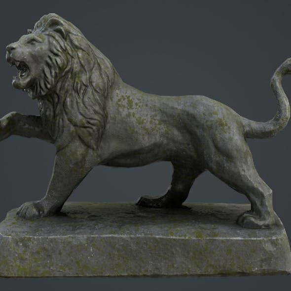 Lion Statue