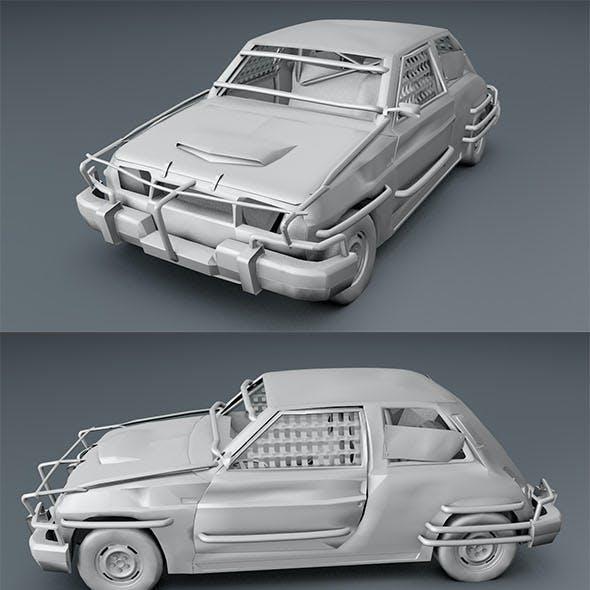 Chilli old car