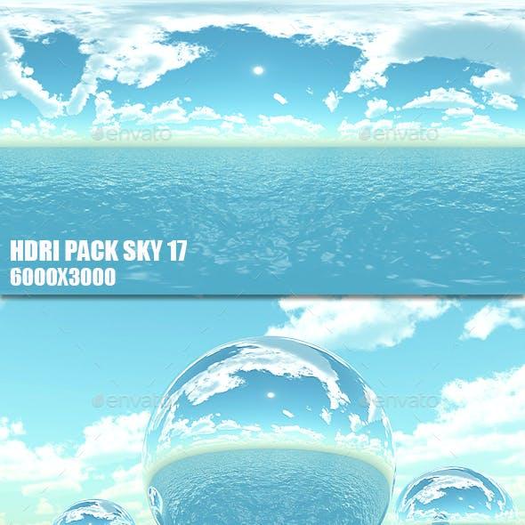 HDRI Pack Sky 17