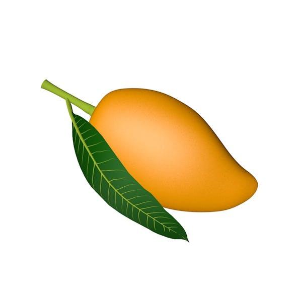 Thai mango - 3DOcean Item for Sale