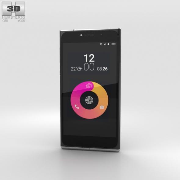 Obi Worldphone SF1 Black - 3DOcean Item for Sale