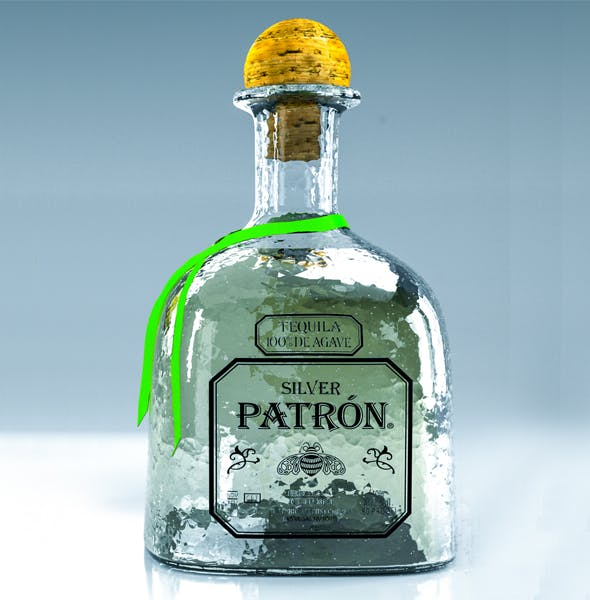 PATRON TEQUILA - 3DOcean Item for Sale