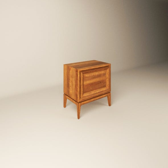 Night Stand - 3DOcean Item for Sale
