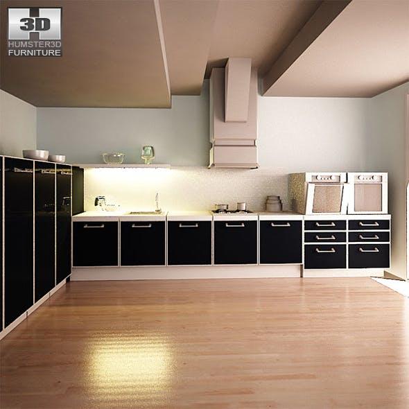 Kitchen set i2 - 3DOcean Item for Sale