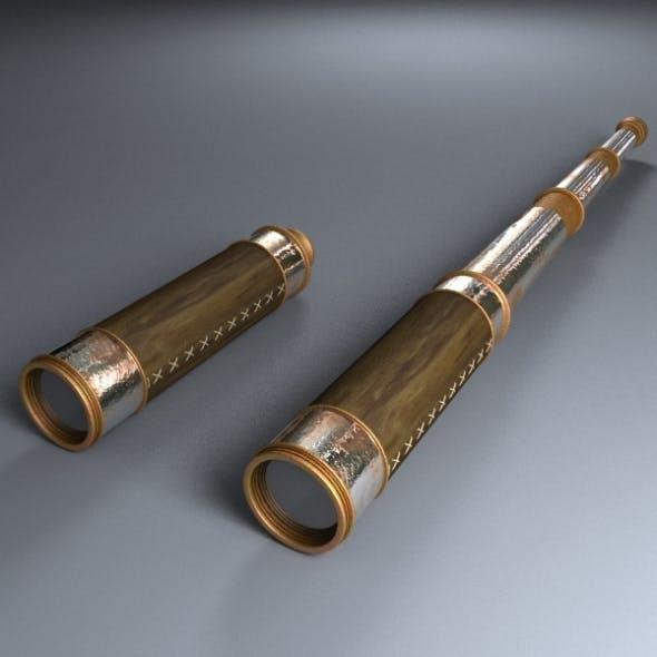 Old Telescope