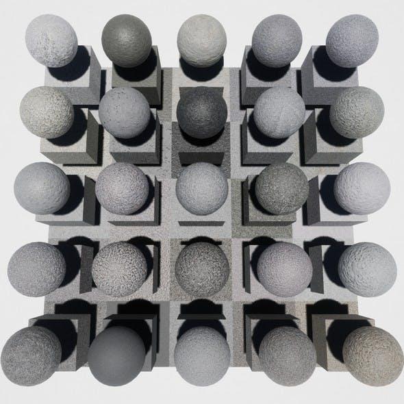 Asphalt Mobile Materials Package Volume 2 - 3DOcean Item for Sale