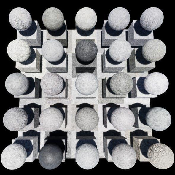 Asphalt Console Materials Package Volume 2 - 3DOcean Item for Sale