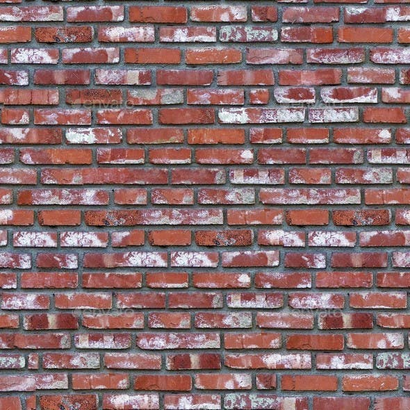 Brick Seamless Texture Set Volume 1 - 3DOcean Item for Sale