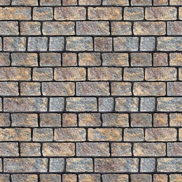 Stone Block Seamless Texture Set Volume 1 - 3DOcean Item for Sale