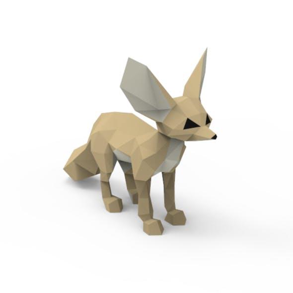 Tiny Fox (Fenek)