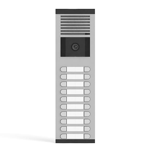 External Intercom 3D Model - 3DOcean Item for Sale