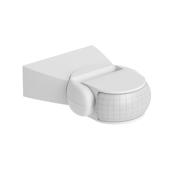 Motion Detector 3D Model - 3DOcean Item for Sale