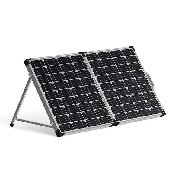 Solar Panel 3D Model - 3DOcean Item for Sale