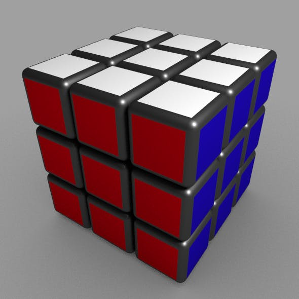 Cubic-rubic