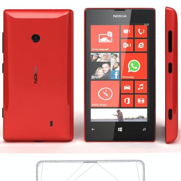 Nokia Lumia 520 new