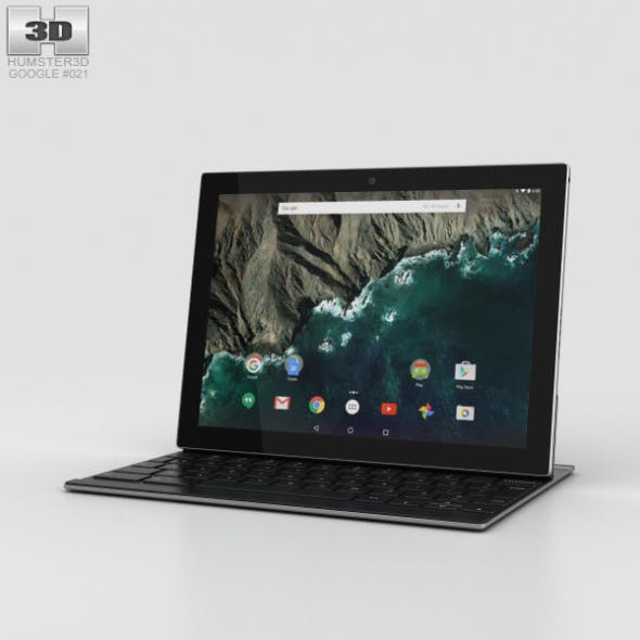 Google Pixel C - 3DOcean Item for Sale