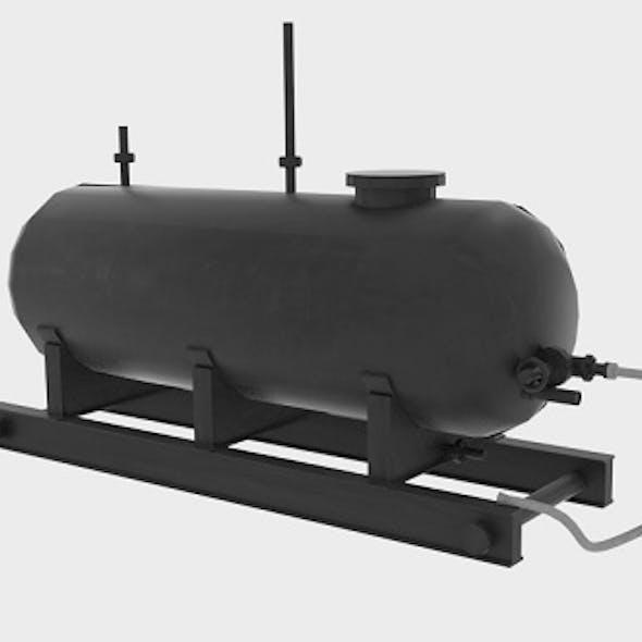 Oil Silo Tank