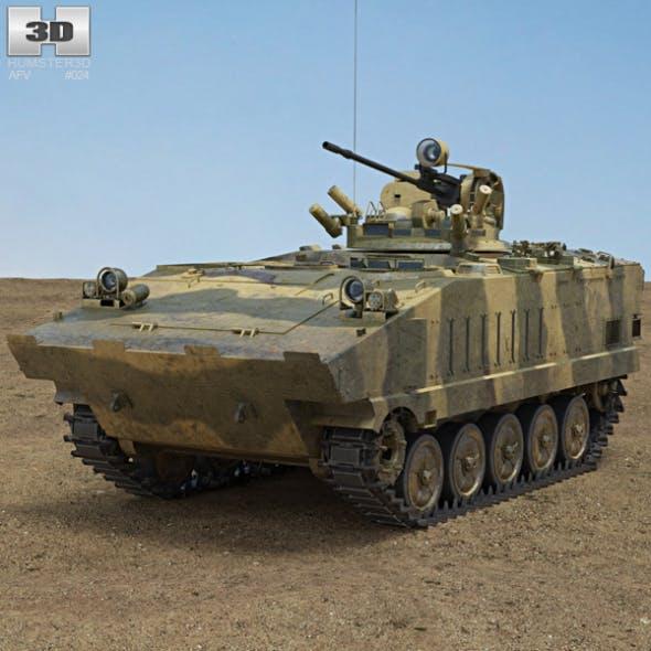 AMX-10P - 3DOcean Item for Sale