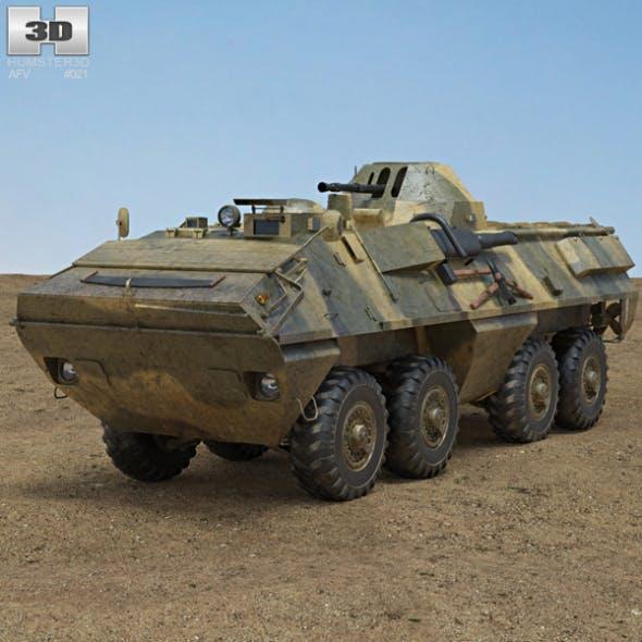 OT-64 SKOT - 3DOcean Item for Sale