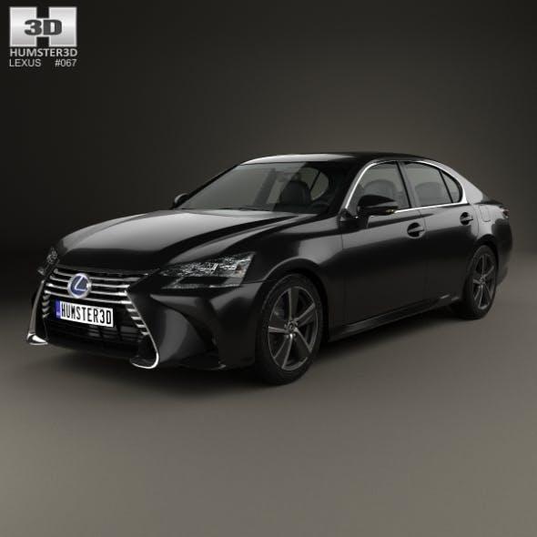 Lexus GS Hybrid 2015