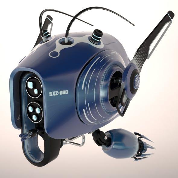 Drone SXZ600 - 3DOcean Item for Sale